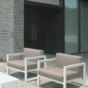 Sofá para jardín o terraza
