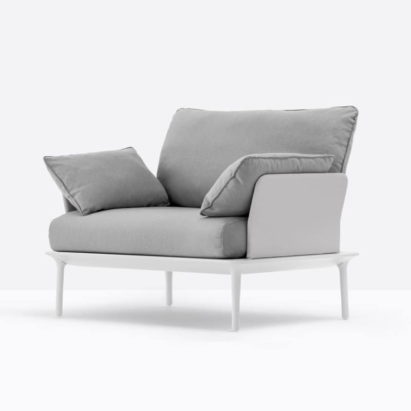 sillón.Lounge.exterior.Pedrali
