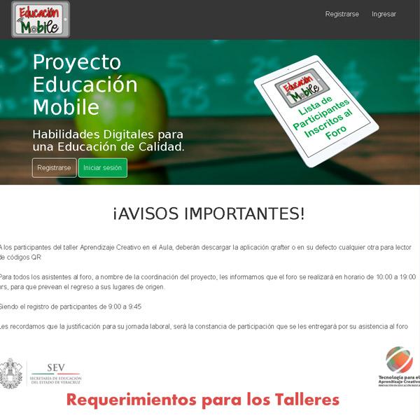 Portada Educación Mobile