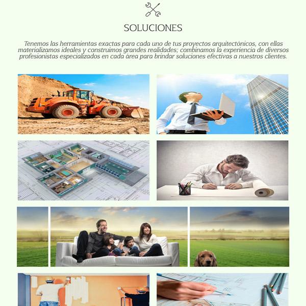 Soluciones StArchitects