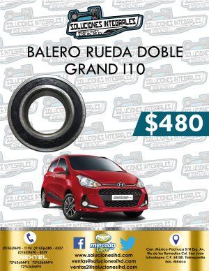 BALERO RUEDA DOBLE GRAND I10 1.2L