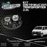 KIT DISTRIBUCIÓN TRANSPORTER 2.0L DIESEL