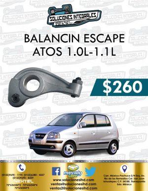 BALANCÍN ESCAPE ATOS 1.0L-1.1L