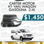 CÁRTER MOTOR H1 VA THETA 2.4L