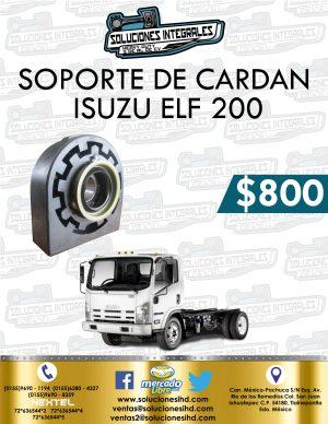 SOPORTE CARDAN ISUZU ELF 200
