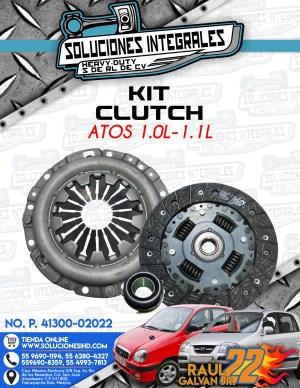KIT CLUTCH ATOS 1.0L – 1.1L