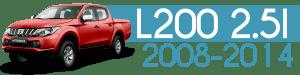 L200 2.5L DIESEL 2008-2014