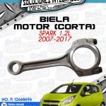 BIELA MOTOR (CORTA) SPARK 1.2L 2007-2017