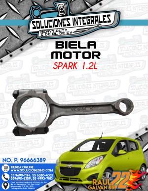 BIELA MOTOR SPARK 1.2L