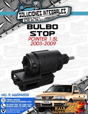 BULBO STOP POINTER 1.8l 2003-2009