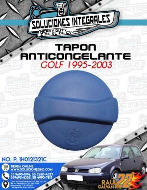 TAPÓN ANTICONGELANTE GOLF 1995-2003