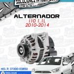 ALTERNADOR  i10 1.1L