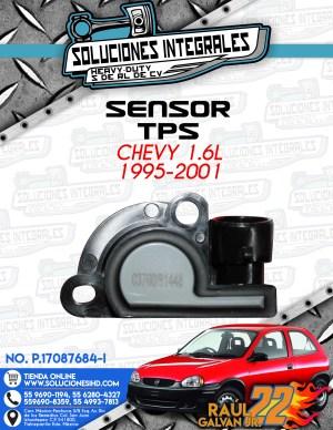 SENSOR TPS CHEVY 1.6L 1995-2001
