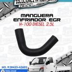 MANGUERA ENFRIADOR EGR H100 DIESEL 2.5L