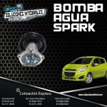 BOMBA AGUA SPARK 2.0L