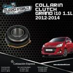 COLLARIN CLUTCH GRAND i10 1.1L 2012-2014