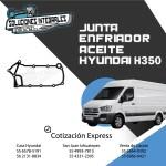 JUNTA ENFRIADOR ACEITE HYUNDAI H350