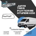 JUNTA TAPA PUNTERIAS HYUNDAI H350