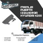 MANIJA PUERTA EXTERIOR IZQUIERDA HYUNDAI H200