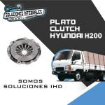 PLATO CLUTCH H200