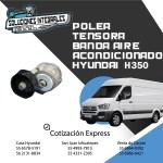 POLEA TENSORA BANDA AIRE ACONDICIONADO H350