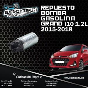REPUESTO BOMBA GASOLINA GRAND I10 1.2L 15-18