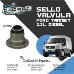 SELLO VALVULA (8) FORD TRANSIT 2.2L DIESEL
