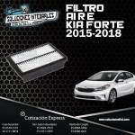 FILTRO AIRE KIA FORTE 15-18