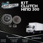 KIT CLUTCH HINO 300