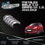 METALES BIELA 0.10 GRAND I10 1.2L 15-18