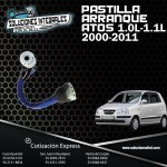 PASTILLA ARRANQUE ATOS 1.0L-1.1L 00-11