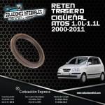 RETEN TRASERO CIGUEÑAL ATOS 1.0L-1.1L 00/11