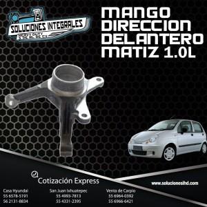 MANGO DIRECCION DELANTERO MATIZ 1.0L