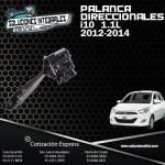 PALANCA DIRECCIONALES I10 1.1L
