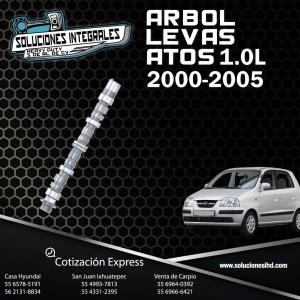 ARBOL LEVAS ATOS 1.0L 00/05