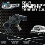 CAJA TERMOSTATO COMPLETA TRANSIT 2.2L