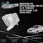 DEPOSITO ANTICONGELANTE S/TAPON ATTITUDE 06/11