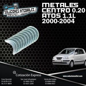 METALES CENTRO 0.20 ATOS 1.1L