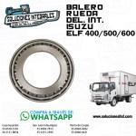 BALERO RUEDA DEL. INT. ISUZU ELF 400/500/600