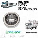 BALERO RUEDA DEL. EXT. ISUZU ELF 400/500/600