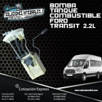 BOMBA TANQUE COMBUSTIBLE FORD TRANSIT 2.2L