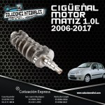 CIGÜEÑAL MOTOR MATIZ 1.0L 06/17