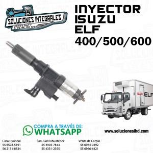 INYECTOR ISUZU ELF 400 500 600