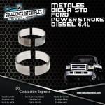METALES BIELA STD POWER STROKE 6.4L (JGO)