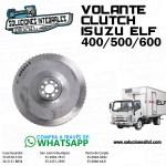 VOLANTE CLUTCH ISUZU ELF 400/500/600