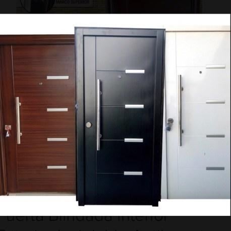 Puertas multianclaje con aluminio