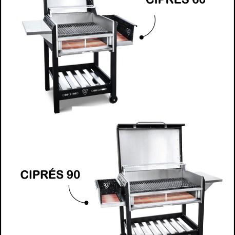 Parrilla Cipres