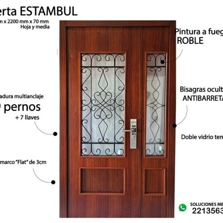 Puerta Estambul