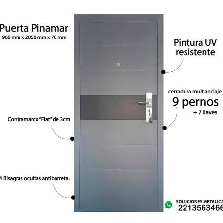 Puerta Pinamar