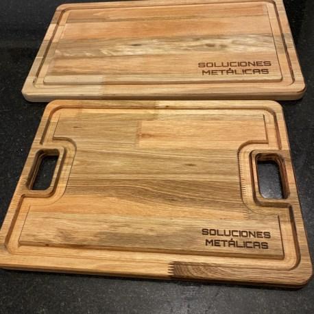 Tabla de madera mediana 47 x 34 y grande 60 x 35 II